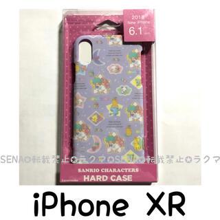 サンリオ - サンリオ キキララ iPhone XR iPhone 11 ケース 6.1インチ