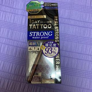 K-パレット リアルストロングアイライナー24hWP ブラウンブラック
