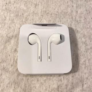 Apple - apple 純正 iPhone イヤホン