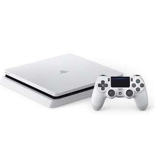 PlayStation4 - PlayStation4 Pro グレイシャー・ホワイト 1TB