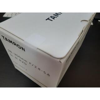 TAMRON - [新品未開封] TAMRON 28-200mm(Model A071) ソニーE