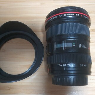 Canon - ef17-40mm f4l usm