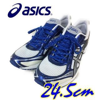 アシックス(asics)の【練習に♪】24.5cm asics ライトレーサー レディース ランニング(シューズ)
