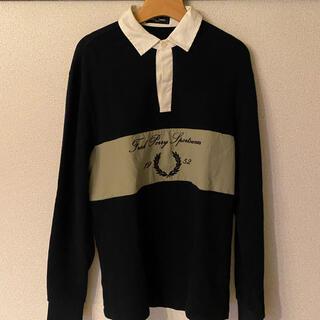 FRED PERRY - フレッドペリー ラグビーシャツ