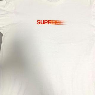 Supreme - supremeモーションロゴTシャツ