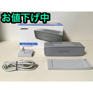 BOSE - 美品 BOSE Soundlink Mini Ⅱ  Bluetoothスピーカー