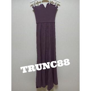 シールームリン(SeaRoomlynn)のTRUNC88 Nowles Knit Dress さのまいブランド(ロングワンピース/マキシワンピース)