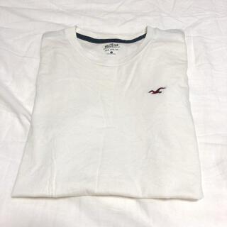 Hollister - ホリスター Tシャツ 白 S