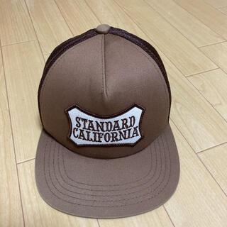 スタンダードカリフォルニア(STANDARD CALIFORNIA)のスタンダードカリフォルニア  メッシュキャップ(キャップ)