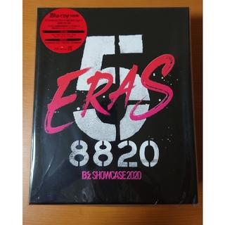 B'z SHOWCASE 2020 -5 ERAS 8820- Day1~5