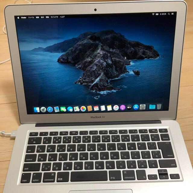 Mac (Apple)(マック)のMacBook Air 13 2014 スマホ/家電/カメラのPC/タブレット(ノートPC)の商品写真