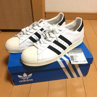 adidas - adidas superstar 80s 28.5cm 金ベロ