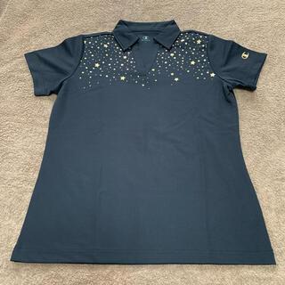 チャンピオン(Champion)の【お買得】 Lサイズ Champion  テニスウェア レディース ゲームシャツ(ウェア)