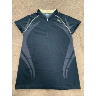 wilson - 【お買得】 Lサイズ Wilson  テニスウェア レディース ゲームシャツ