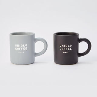 UNIQLO - 【非売品】UNIQLO 銀座店オリジナルマグカップ【ペア】