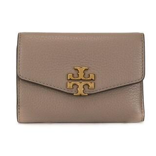 トリーバーチ(Tory Burch)の新品未使用 トリーバーチ 三つ折り財布 ブラウン(財布)