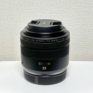 Canon - 【美品】RF35mm F1.8 MACRO IS STM