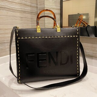 FENDI - Fendi  レディディオール ハンドバッグ