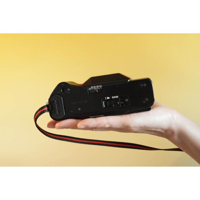 PENTAX(ペンタックス)の【完動品】Pentax PC35AF オートロン2 レトロフューチャーカメラ スマホ/家電/カメラのカメラ(フィルムカメラ)の商品写真
