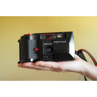 PENTAX - 【完動品】Pentax PC35AF オートロン2 レトロフューチャーカメラ