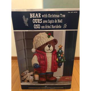 コストコ - 新品未開封 コストコ クマ インテリア 置物 デコレーション クリスマス LED