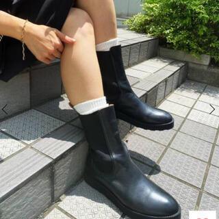 DEUXIEME CLASSE - ⭐︎CAMINANDO ブーツ39size 未使用⭐︎