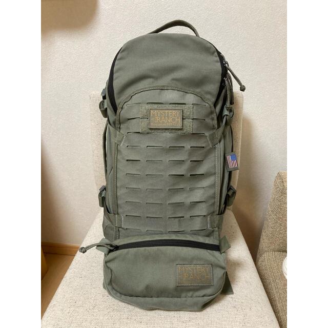 MYSTERY RANCH(ミステリーランチ)のミステリーランチ  スーパースリック フォーリッジャーヒップサック フォリッジ メンズのバッグ(バッグパック/リュック)の商品写真