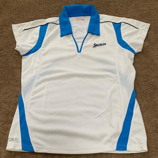 スリクソン(Srixon)の【お買得】 Lサイズ SRIXON  テニスウェア レディース ゲームシャツ(ウェア)