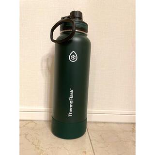 サーモフラスク 真空ステンレス  ボトル 保冷/保温 水筒 1.2ℓ