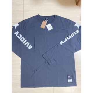 AVIREX - AVIREX ロングTシャツ