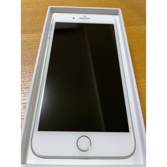 iPhone(アイフォーン)のたみちゃん様専用 iPhone8 Plus SIMフリー 64GB ホワイト スマホ/家電/カメラのスマートフォン/携帯電話(スマートフォン本体)の商品写真