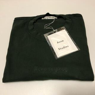 ACNE - 新品 Acne Studios アクネ ストゥディオズ エンボス ロゴ Tシャツ