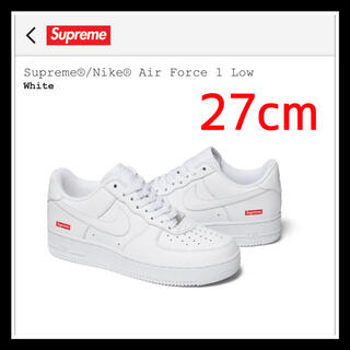 Supreme - 【27cm】Supreme® / NIKE® Air Force 1 Low