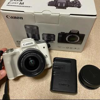 Canon - Canon EOS kiss m 15-45mmレンズ付き