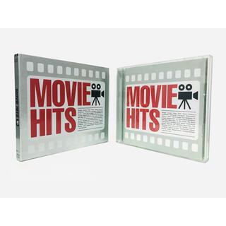 【廃盤】歴代映画『ムービーヒッツ』主題歌サントラベスト盤初回限定CD/洋画/美品