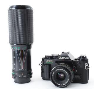 キヤノン(Canon)の#3220 完全動作品♪ Canon キャノン AE-1 Program(フィルムカメラ)