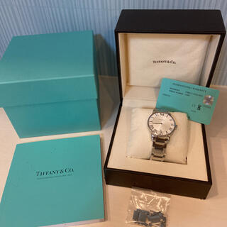 ティファニー(Tiffany & Co.)のご専用☆TIFFANY ティファニー   アトラスドーム 腕時計 メンズ37mm(腕時計(アナログ))