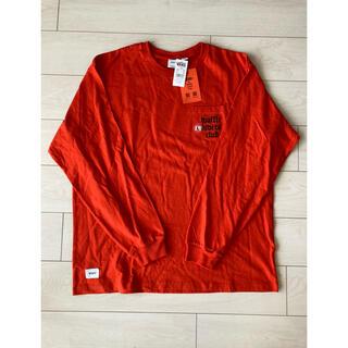 ダブルタップス(W)taps)の新品 WTAPS W TAPS VANS 長袖Tシャツ ロンT(Tシャツ/カットソー(七分/長袖))