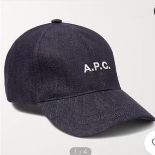 A.P.C - A.P.C キャップ CHARLIE CASQUETTE ユニセックス