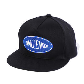 NEIGHBORHOOD - challenger 21SS LOGO TWILL CAP チャレンジャー