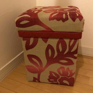 ローラアシュレイ(LAURA ASHLEY)の【週末割】ローラアシュレイ生地使用 収納ボックス ハンドメイド 中サイズ(その他)