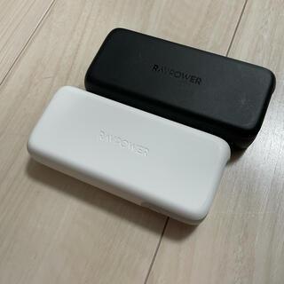 RAVPower PD対応 10000mh モバイルバッテリー 2つセット