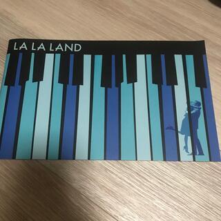 LA LA LAND 公式パンフレット(印刷物)