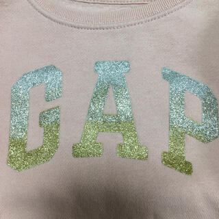 ベビーギャップ(babyGAP)のトレーナー!(Tシャツ/カットソー)