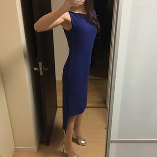 クリスチャンディオール(Christian Dior)のディオール ドレス ワンピース(ひざ丈ワンピース)