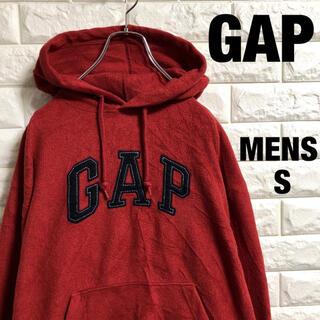 ギャップ(GAP)のGAP ギャップ フリース パーカー メンズSサイズ(パーカー)