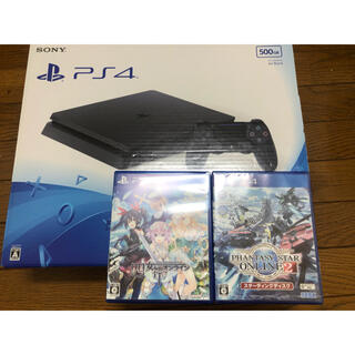 PlayStation4 - SONY PlayStation4 slim おまけソフト
