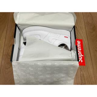 Supreme - 【29.0cm】Supreme Nike Air Force 1 Low 白