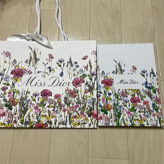 Dior - Miss Dior ノートブック&ショップ袋 ノベルティ