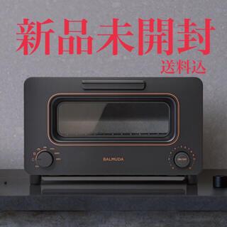 BALMUDA - 【新品未開封】BALMUDA The Toaster K05A-BK